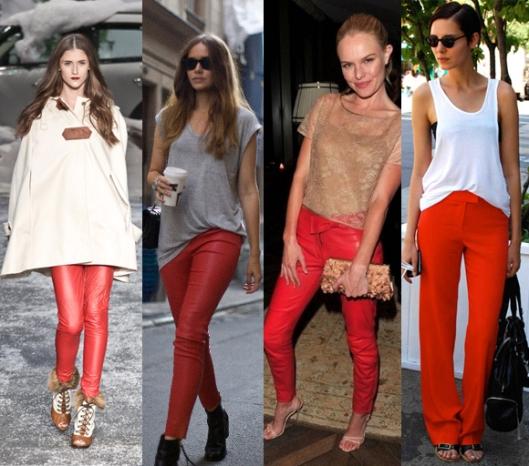 calça-vermelha