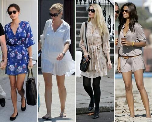 chemise-vestido-camisa-shirtdress06-emma-heming-rebecca-gayheart-claudia-schiffer-camila-alves-meia-calca