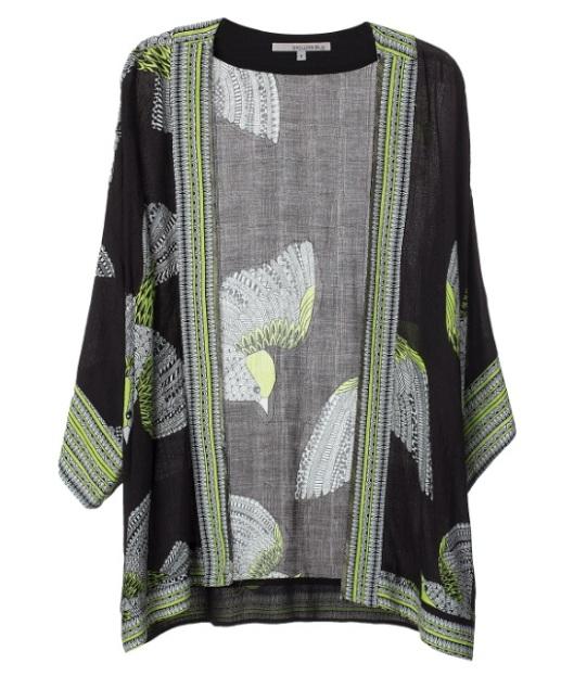 Kimono Capa R$ 359,00