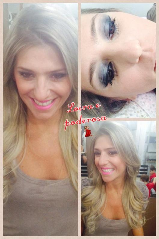 make e hair branqueal