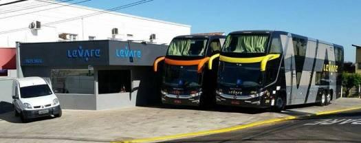 1 Levare Ribeirão ( 2 onibus)